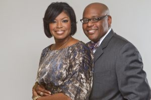Pastor & Lady Hoover