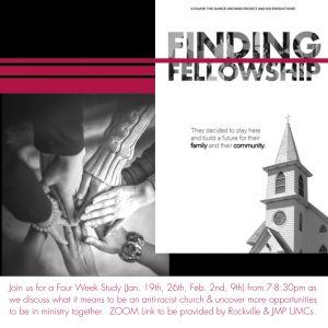 Finding Fellowship Bible Study